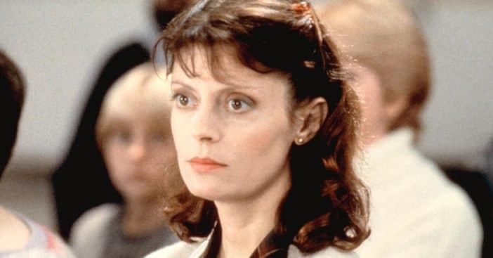 Susan Sarandon never wanted to get married
