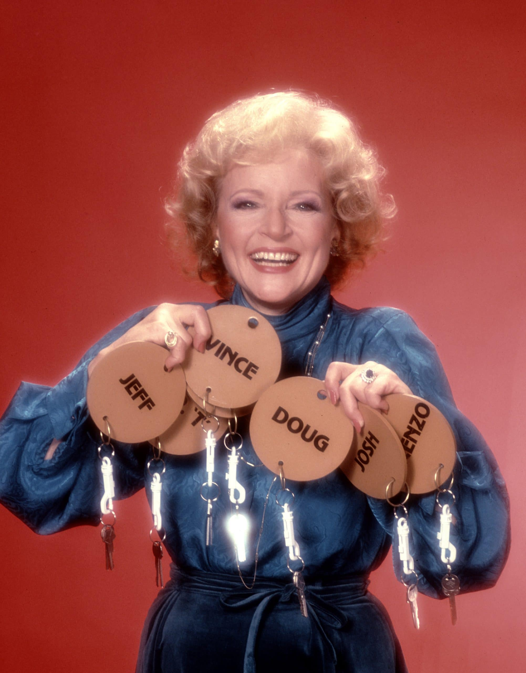 Betty White Was The First Woman To Win An Emmy For Hosting A Game Show
