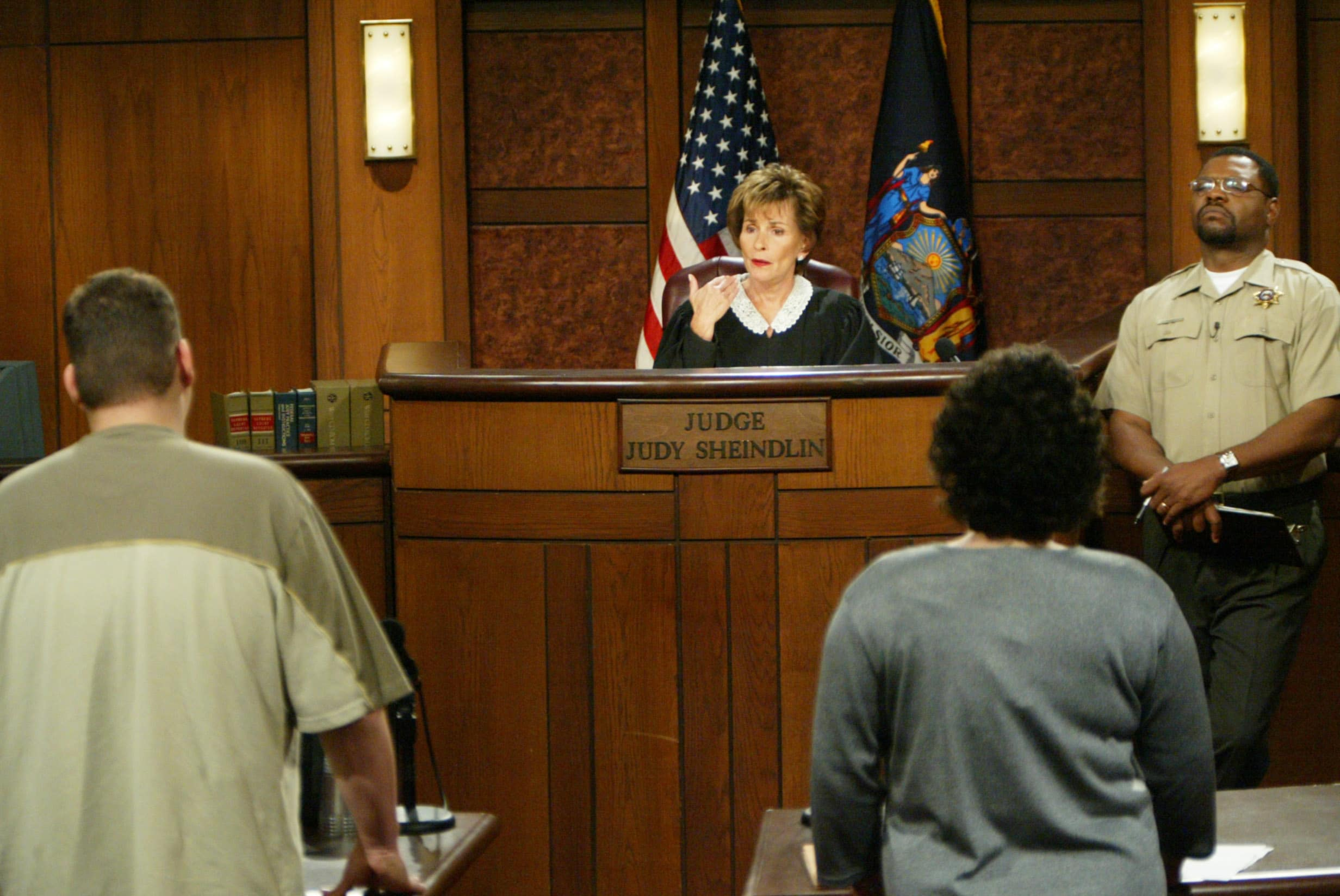 """Judge Judy Defends Her Non-PC Feelings: """"They Are Realistic"""""""