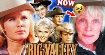 'The Big Valley' cast then and now