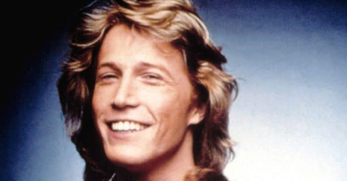 The Moment Everything Went Wrong For Andy Gibb