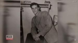 The Purple Heart originally belonged to Korean War veteran Erik Karl Blauberg, now deceased
