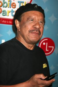 The former George Jefferson