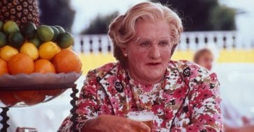 There could be an R rated version of Mrs Doubtfire