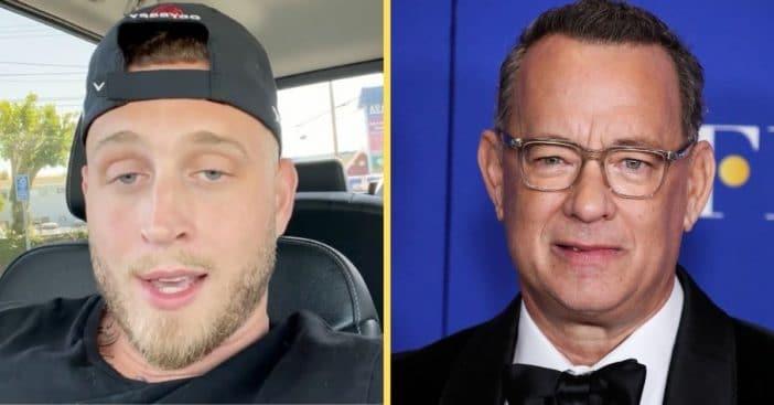 Tom Hanks Takes The Hit For Son Chet In New Scandal