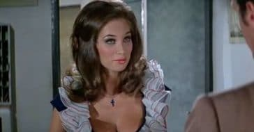 Valerie Leon shares secrets from the Bond movies