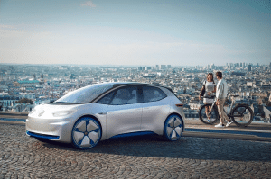 Volkswagen wants to emphasize its focus on electric vehicles (EVs)