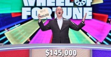 Wheel of Fortune winner donates it all to charity