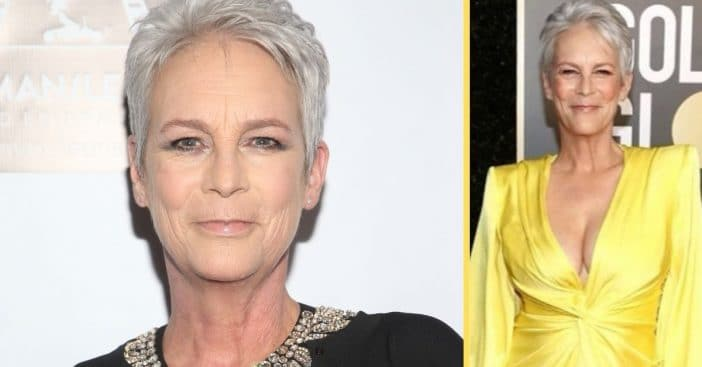 Why Jamie Lee Curtis's Golden Globes Outfit Was A Huge Hit