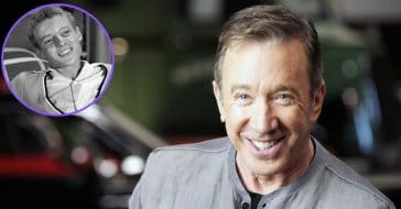 Why Tim Allen Thought Of Himself As Eddie Haskell From 'Leave It To Beaver'