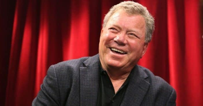 William Shatner celebrates his 90th birthday
