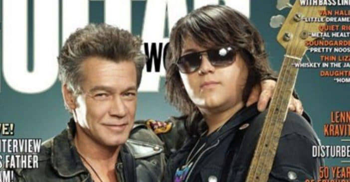 Wolfgang Van Halen declines invite to pay tribute to his father at the Grammys