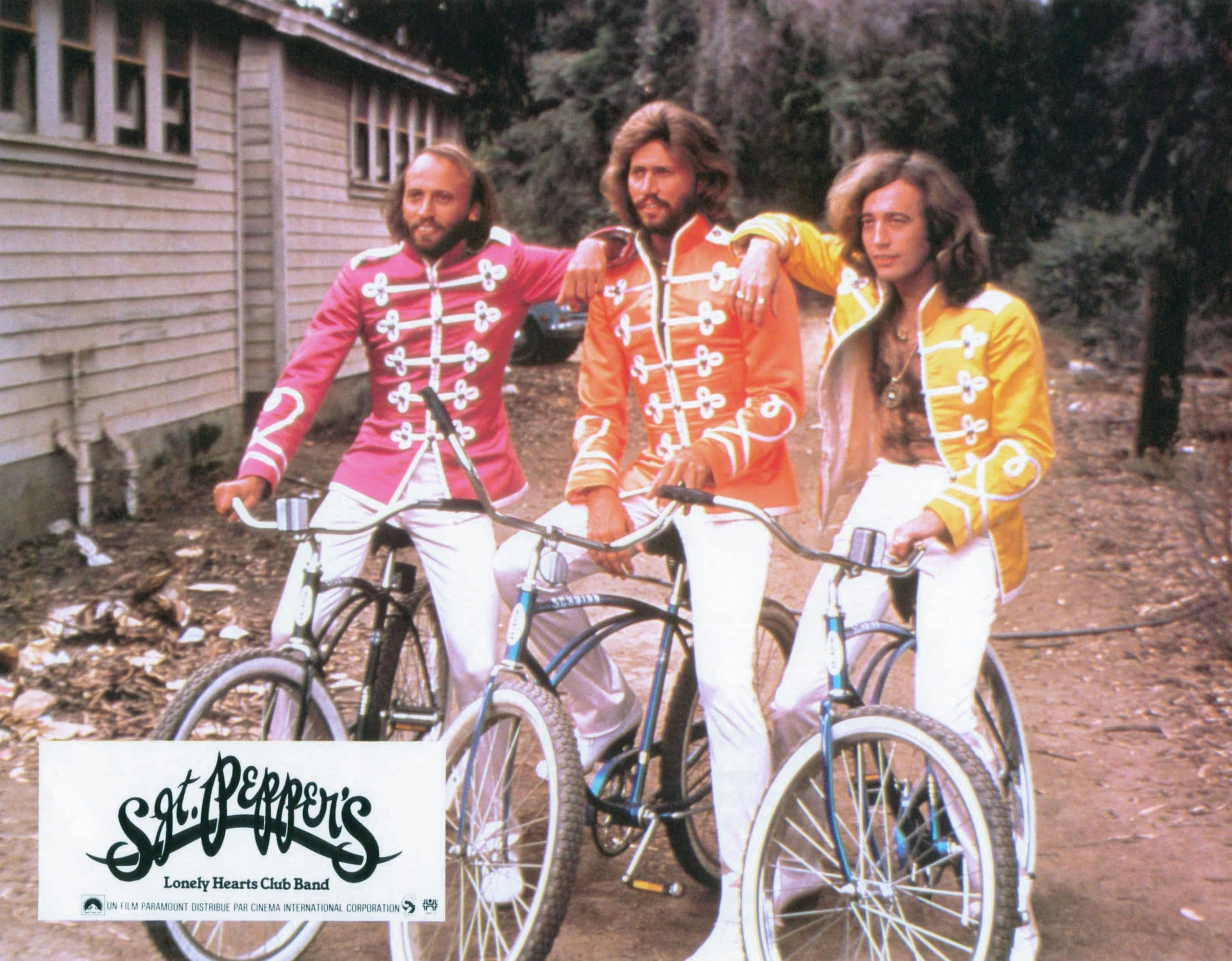 SGT. PEPPER'S LONELY HEARTS CLUB BAND, Maurice Gibb, Barry Gibb, Robin Gibb