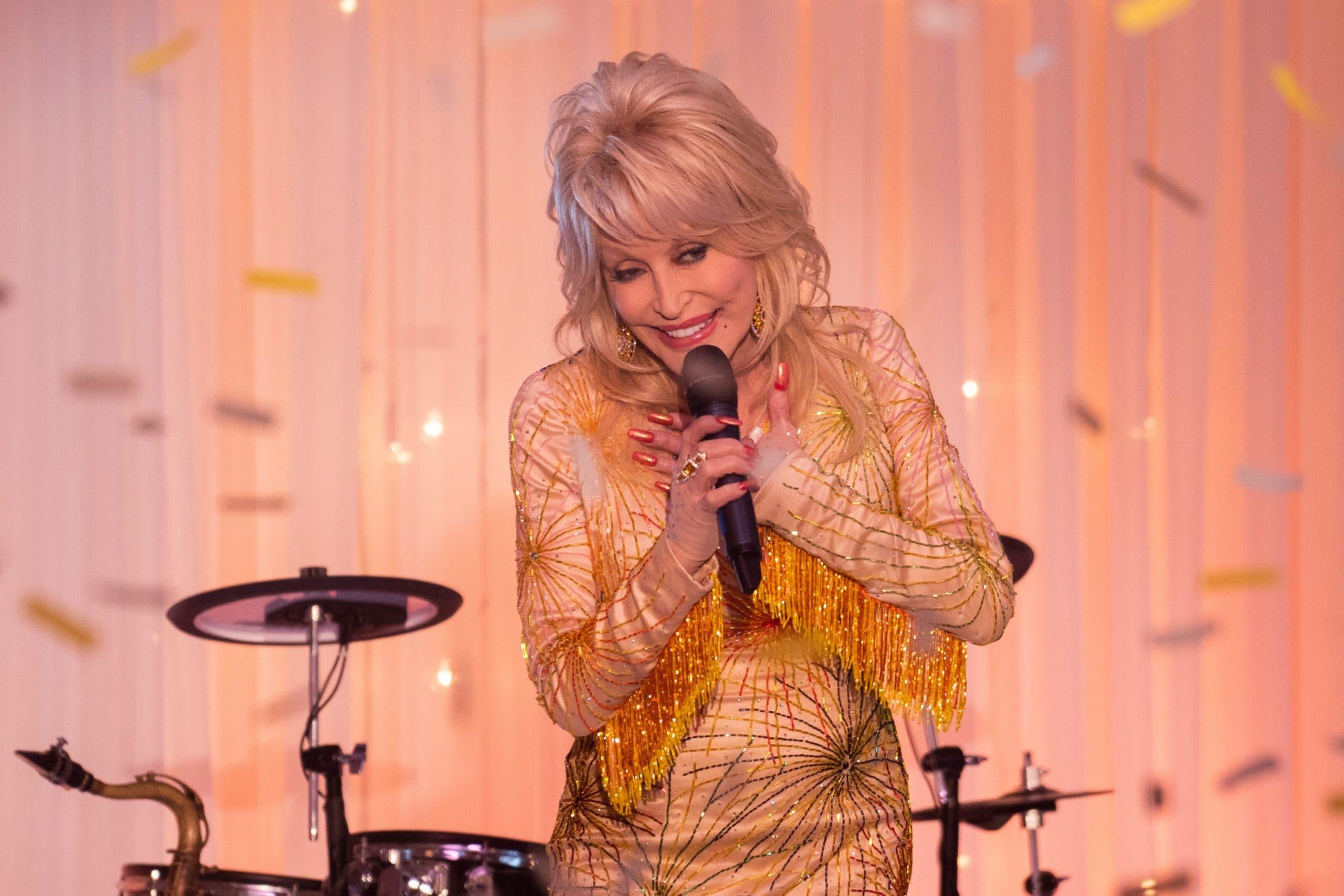 DOLLY PARTON'S HEARTSTRINGS, Dolly Parton
