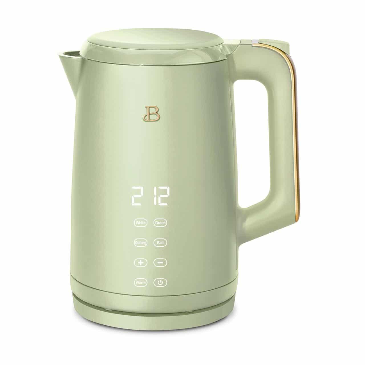 retro electric kettle drew barrymore walmart