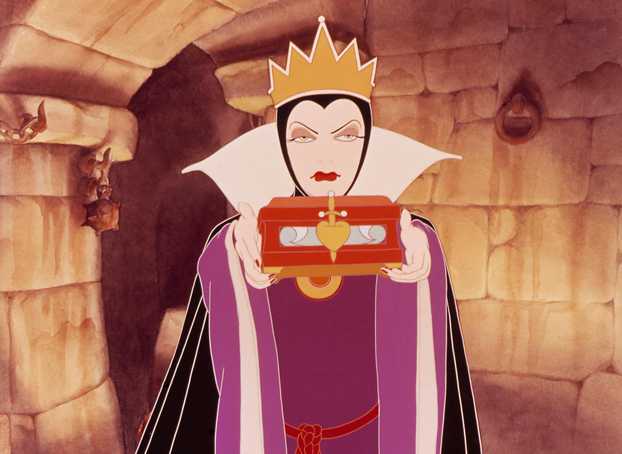 SNOW WHITE AND THE SEVEN DWARFS, Evil Queen