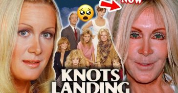 knots landing then and now