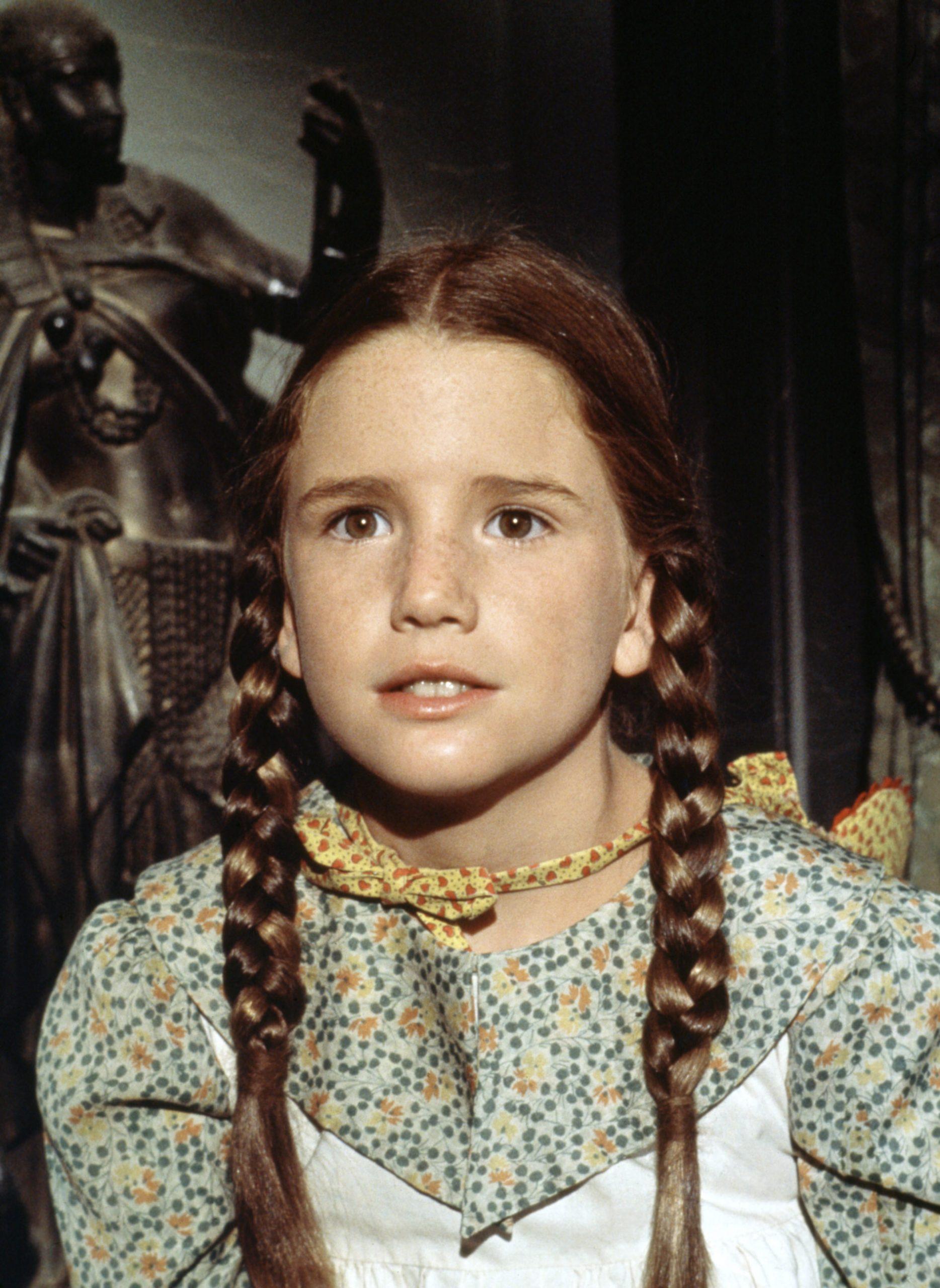 LITTLE HOUSE ON THE PRAIRIE, Melissa Gilbert, Season 2, 1974-1983