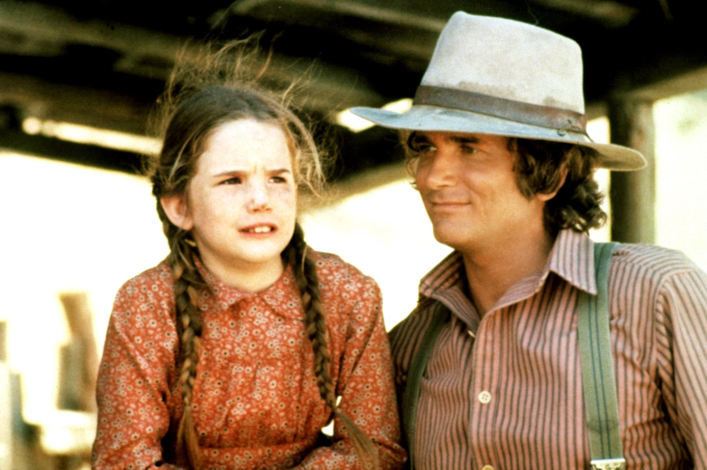 LITTLE HOUSE ON THE PRAIRIE, Melissa Gilbert, Michael Landon, 1973-84