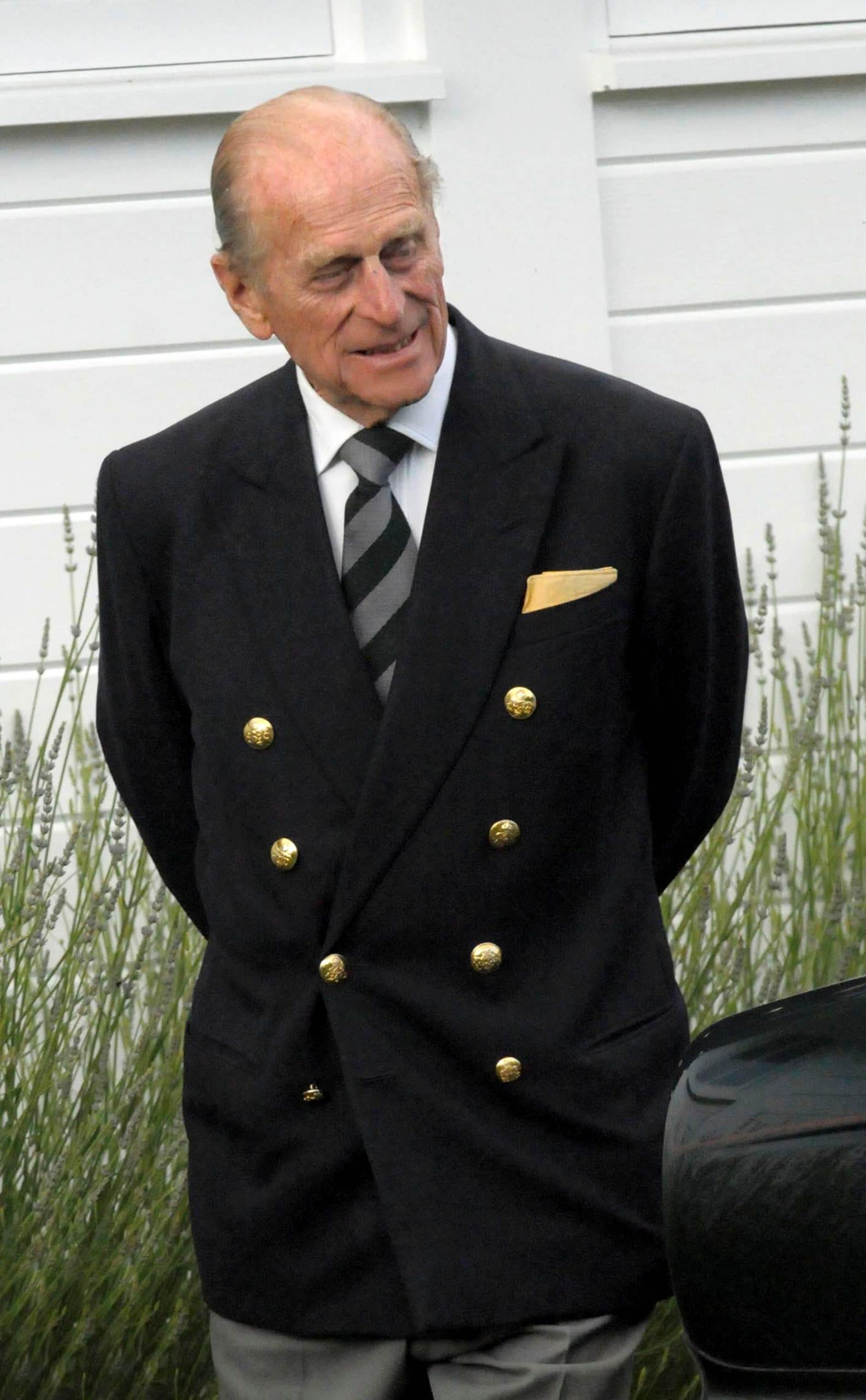 Prince Philip at The Royal Windsor Cup Final
