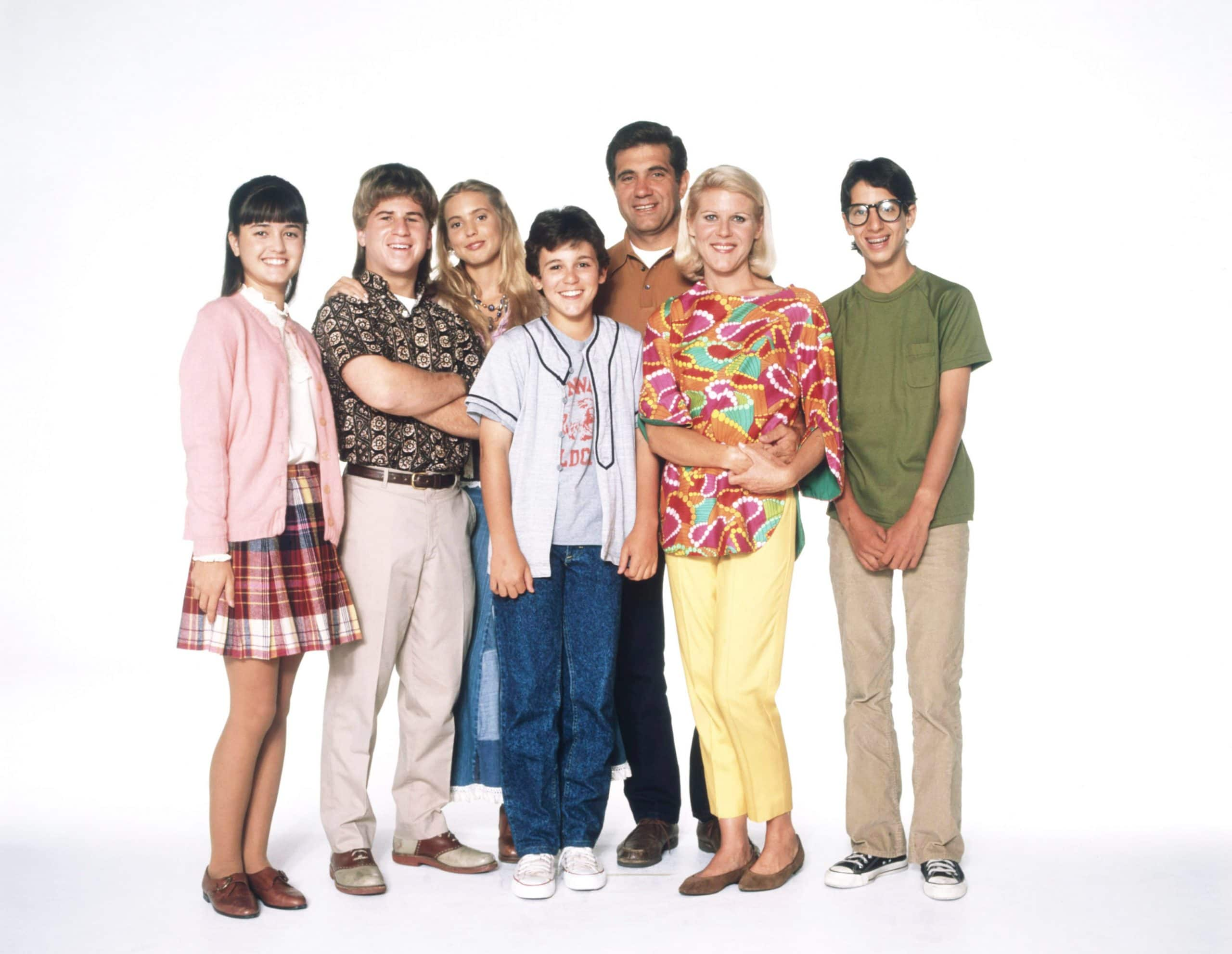 the wonder years cast