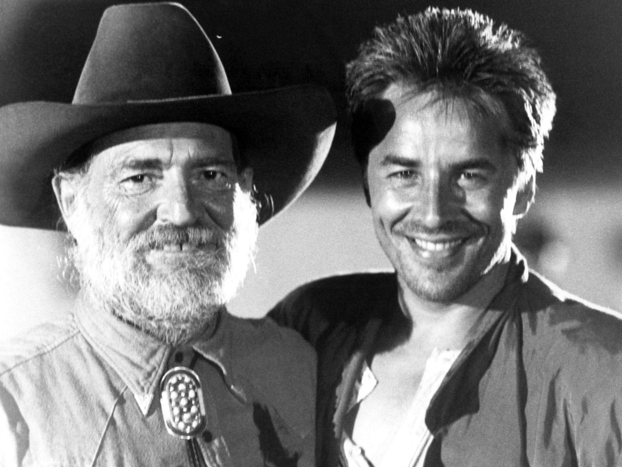 MIAMI VICE, Willie Nelson, Don Johnson, 'El Viejo',