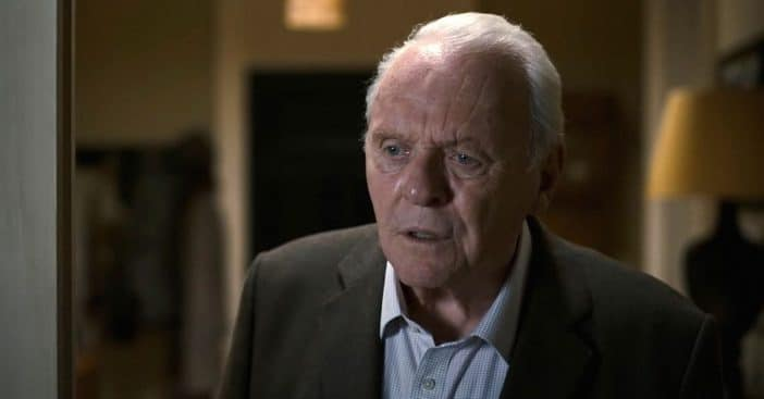 83-Year-Old Anthony Hopkins Becomes Oldest Actor Ever To Win 'Best Actor' Oscar