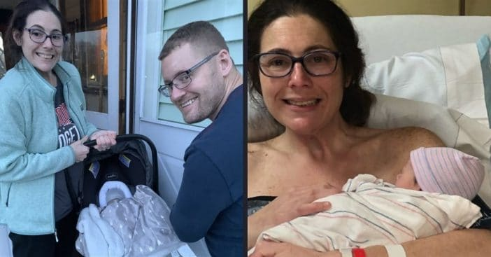 A Real-Life Story Of 'I Didn't Know I Was Pregnant...' Until Baby Was Born In The Toilet!