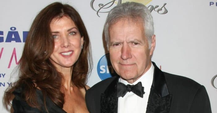 Alex Trebek's Wife Talks First Pancreatic Cancer Symptoms She Noticed