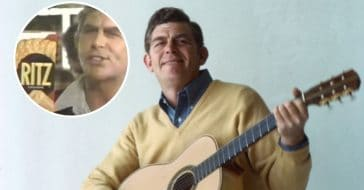 Andy Griffith appeared in Ritz cracker commercials