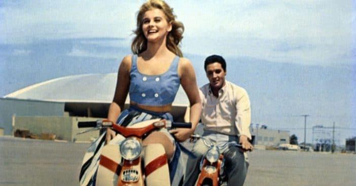 Ann-Margret recalls memories of Elvis Presley