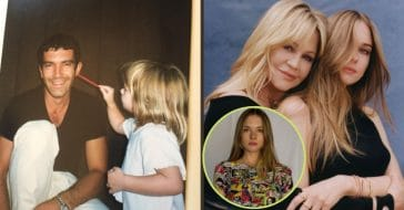 Antonio Banderas And Melanie Griffith's Daughter Stella Is All Grown Up