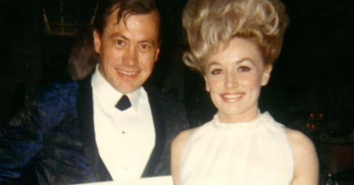 Bill Owens and Dolly Parton