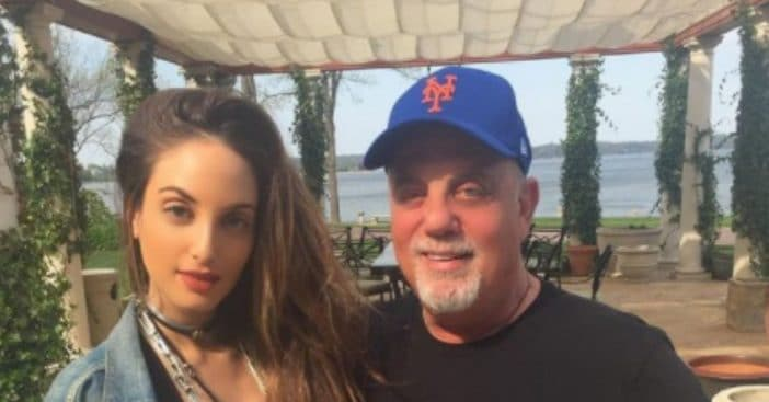 Billy Joel is so proud of his musician daughter Alexa Ray