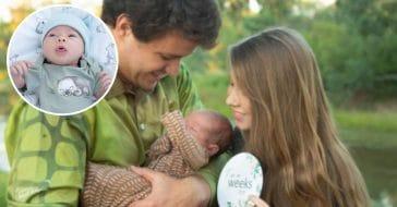 Bindi Irwin shares new photos of baby Grace