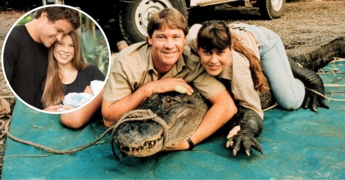 Bindi Irwin wishes her late father could meet her daughter