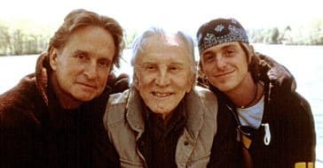 Cameron Douglas talks about growing up with Michael and Kirk Douglas