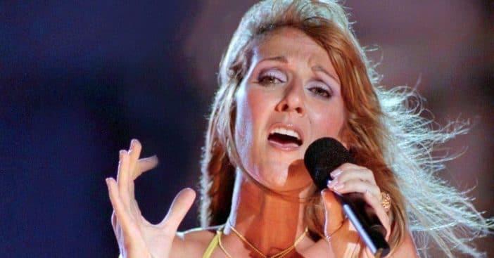 Celine Dion shares skincare secrets