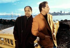 Cheech Marin and Don Johnson in Nash Bridges