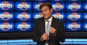 Contestant claims Dr Oz made fun of her on Jeopardy