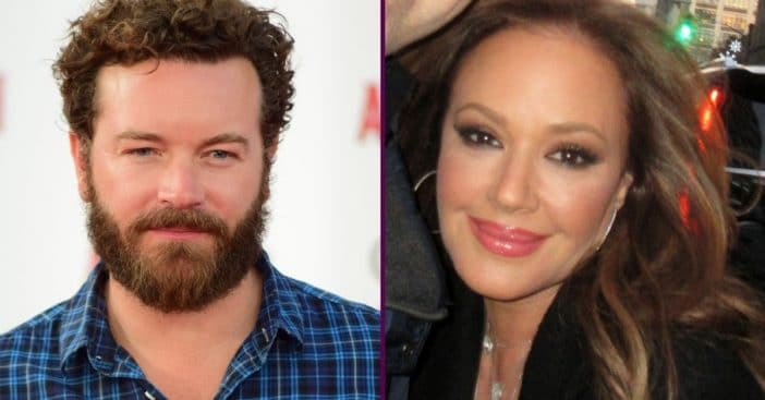 Danny Masterson has accusations against Leah Remini in the face of his own felony charges
