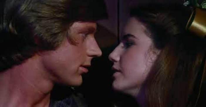 Dean Butler and Melissa Gilbert