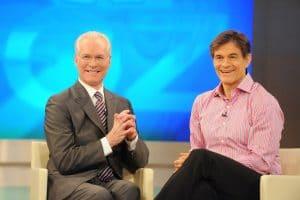 Tim Gunn and Dr. Mehmet Oz on The Dr. Oz Show