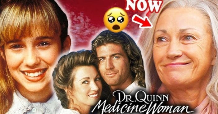 Dr. Quinn Then and Now