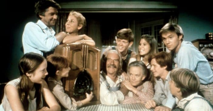 Earl Hamner Jr wanted the Waltons to have the same hair color