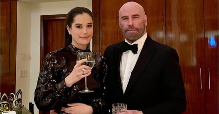 Ella and John Travolta