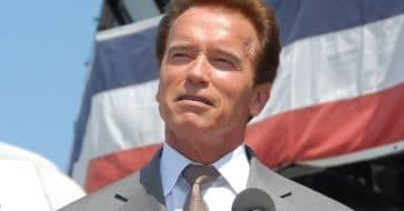 Former California Governor Arnold Schwarzenegger Weighs In On Recall