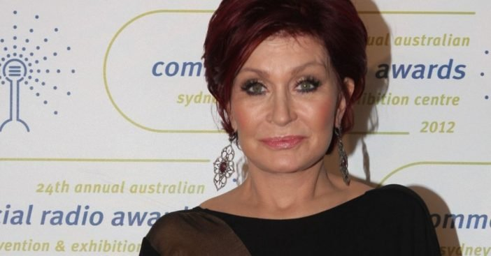Former 'The Talk' host Sharon Osbourne