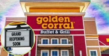 Golden Corral's Largest Franchisee Getting Second Life Following Bankruptcy