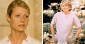 Gwyneth and Martha